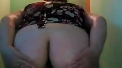 mature shows ass