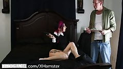 Joanna Angel Assfucked as Wednesday Addams!
