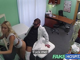 Fakehospital Sales Rep Caught On Camera Using Pussy To Sell