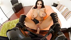 Ava Addams - Huge Boobs in Action (POV)