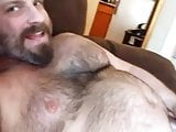 bear jacking off
