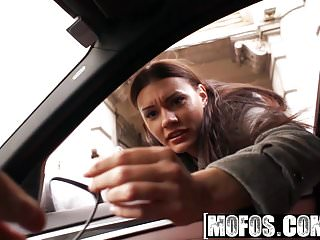 Mofos - Stranded Teens - Kitana Lure - Back Seat Anal
