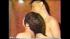 Young couple creampied