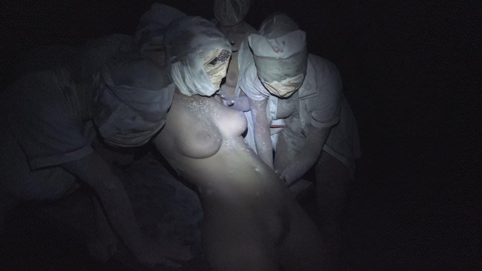 Порно клипы ужасов любит сперму как