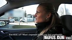 Publick Pickups - Holly - Giving Holly A Ride - MOFOS