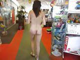 Walking Naked in the Store