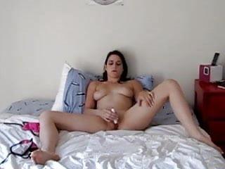 Cute Teen Masturbation Home Video