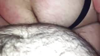 BubNPup - Bubby pumping a load into Cubby's ass