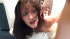 extreme deepthroat bukkake orgy