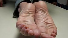 cum on mommy's feet