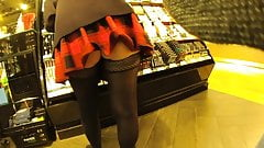 Laetitia  sans culotte 2