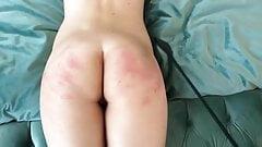 Spanking her beautiful ass's Thumb