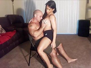 Sister Alexis Grinds my Cock until I Cum