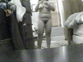 Nurse Stripping Naked 2