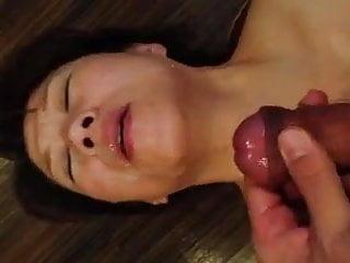 50 year old Japanese facia