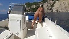 Nude in Zakynthos 2