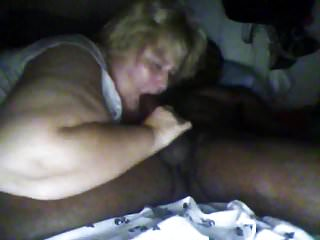 MY fat white BBC hog slave bitch I MET ON TAGGED roberta 2