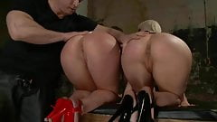 2 Hot & Sexy Blondes Sluts Well Fucked - Anal SEXXX's Thumb