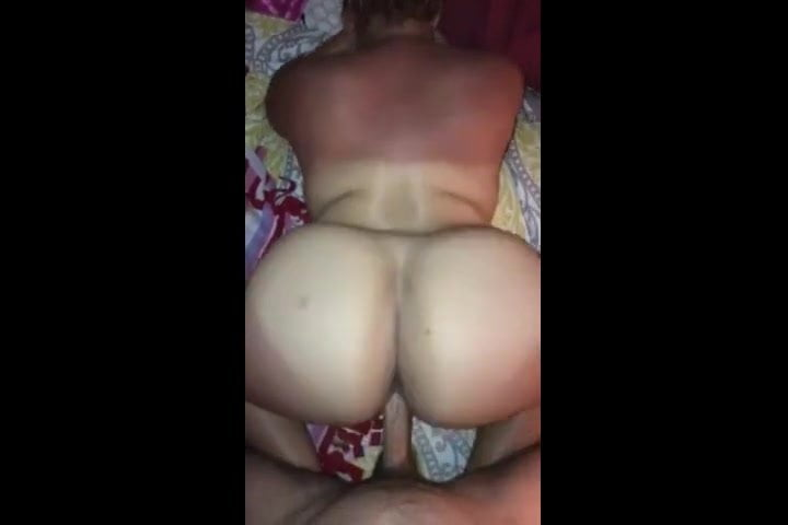 Big Booty White Teen Homemade