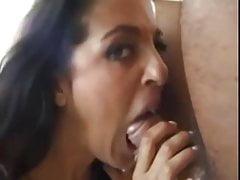 Italian Milf Rosaria Chiriatti Blowjob