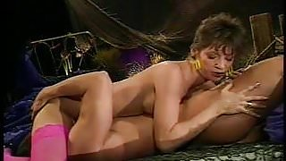 Bionca sucks & fucks for huge erotic facial