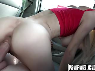 Mila Evans - Blonde Bangs In the Back - Stranded Teens