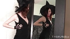 Hot Witch Victoria Voss Casts A Sex Spell On You