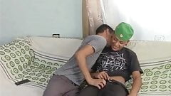 LatinBoys Bare experiment with a straight boy
