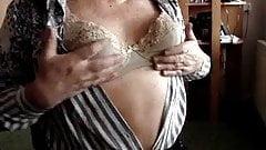 crossdresser in bra