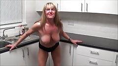 Full Back Knicker's Tit & Ass Shakin'