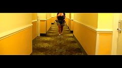 hotel walk