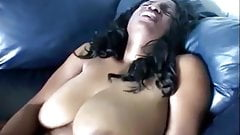 Busty Natural Babe Has Awesome Rack