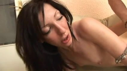 Young cute glasses naked