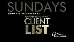 Jennifer Love Hewitt - The Client List photoshoot