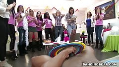 Dancing Bear Bachelorette Party