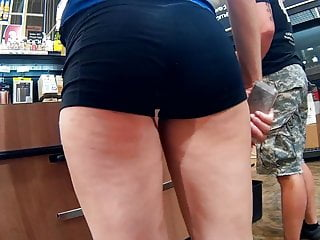 Download video bokep Pussy gap black spandex shorts(Playtime) Mp4 terbaru
