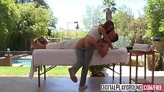 DigitalPlayground - Jillian Janson Keiran Lee - Oil in the H
