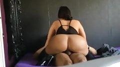 Nice Booty Babe Having sex