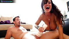 Lisa Ann wild sex with Manuel Ferrara