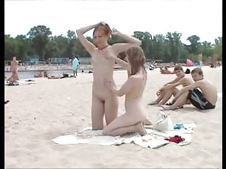 Nude Beach Teens F