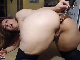 Amazing mother Brigitt with curve and sexy accent