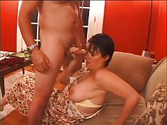 Hot milf and her younger lover 1017