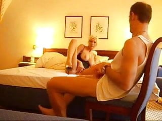 Maja (Maya Blondi) fuck lucky guy
