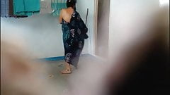 Indian Aunty Sex In Dres Change