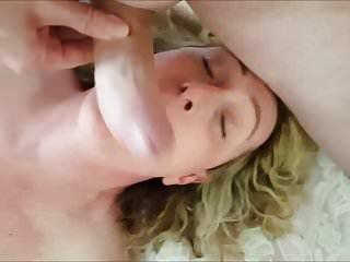 Sunday afternoon cock slapping Lisa