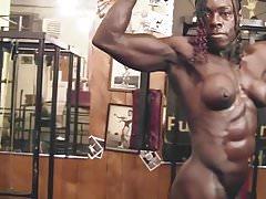 Black Mature Muscled Women