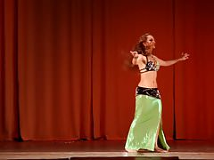Sara Guirado Belly Dancing