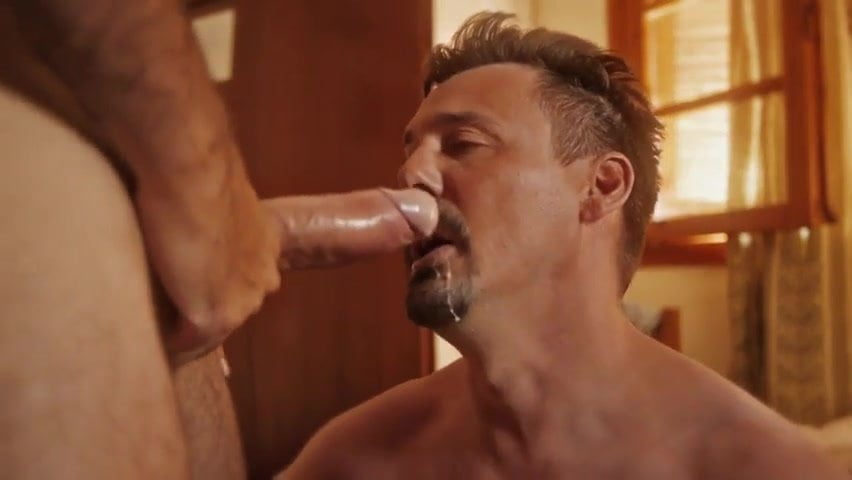 Big Gay Dick Throat Fucking Gay Mouth Blowjob