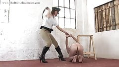 Mistress Jo. Cruel Warden. Full Clip.