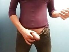 sexy stephanie cd masturbating